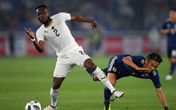 AFCON qualifiers: Attamah joins Ghana squad as Lumor pulls out of South Africa clash