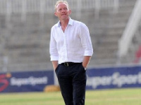 Hearts coach Frank Nuttall