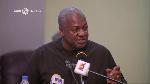 Ofori-Atta only interested in borrowing money – Mahama