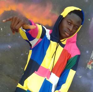 Young Ghanaian Rapper, Stonzzi Bless