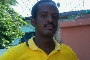 Kwesi Poku Bosompem is contesting to for the Tema West Parliamentary seat
