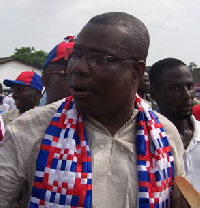 Fmr. NPP Chairman, Peter Mac Manu