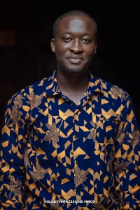 Pastor Eric Appah Marfo