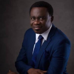 Rev. Dr. Richard Amponsah, Author of 'Death is Nothing'