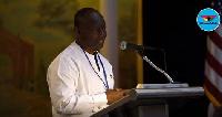 Finance Minister, Ken Ofori Atta