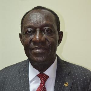 Dr Kwame Addo Kufour Board Chairman223