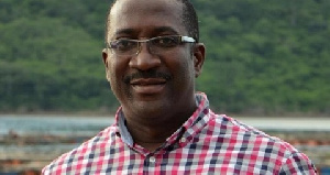 Chief Executive Officer of Citi FM Samuel Atta Mensah