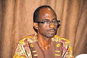 Johnson Asiedu Nketiah Fresh