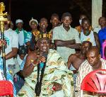 Chiefs in Asankragwa in the Amenfi West District