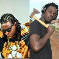 Kwaw Kese and Edem
