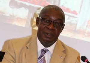 Prof. Agyeman Badu Akosa, author