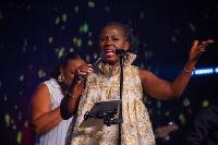 Diana Hamilton, Singer