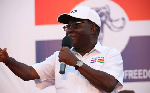 Don't be complacent - Freddie Blay to NPP Parliamentary Candidates