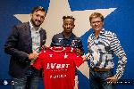 Polish giants Wisla Krakow sign Ghanaian attacker Yaw Yeboah