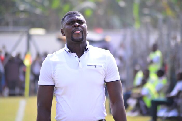 Medeama SC head coach Samuel Boadu resigns