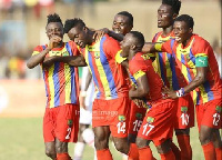 Accra Hearts of Oak will play Liberty Professionals in a friendly match on Sunday