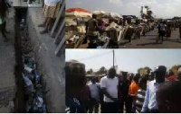 All the principal streets of Tema were cleaned up