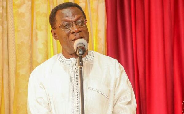 Stop smear campaign against Professor Ameyaw Ekumfi - NPP group