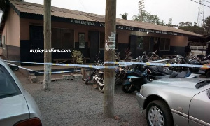 The District Police Stations are not capable of their own self-defence against attacks -HSRC Ghana