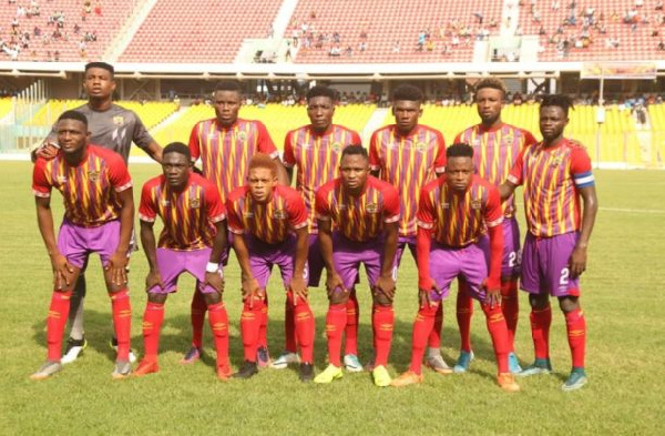 Hearts of Oak settle two month arrears to players and staff