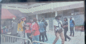 Chaos at the Odododiodio constituency