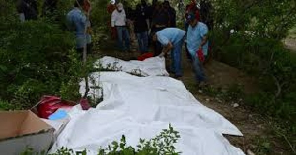 In Mexico: More than 100 bodies found in mass grave in Mexico - Prosecutors