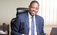Director General of SEC, Rev Daniel Ogbarmey Tetteh