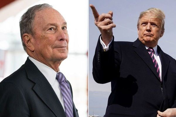 Mike Bloomberg to sell off $60 billion media empire if he beats Trump