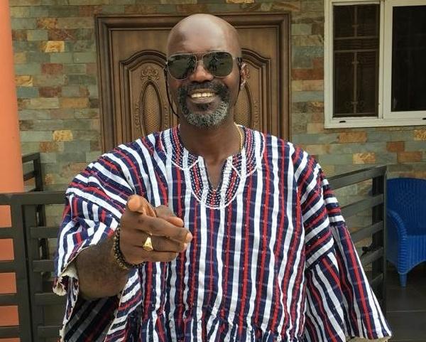 Joseph Kofi Damte was arrested for holding a political campaign