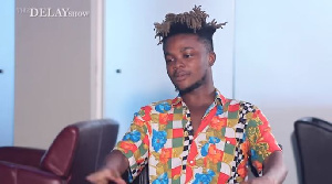 Quamina MP says the lady left him because he was broke