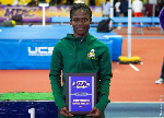 Youth Olympic gold medalist Martha Bissah