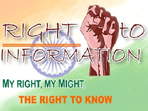 The RTI bill was laid before Parliament in March this year