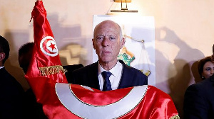 Tunisian President Kais Saied has said he will take 'executive authority' after dismissing the PM