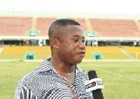 Former Elmina Sharks coach, Kobina Amissah