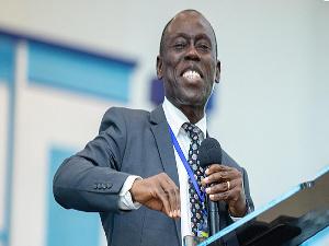 Apostle Dr. Daniel Okyere Walker