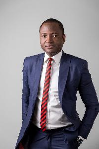 Managing Director of mediaReachOMD Ghana, Stephen Onaivi
