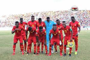 Ghana Egypt 1