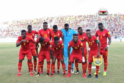 Ghana failed to register a home win throughout the qualification campaign