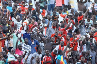 It was an impressive attendance which bodes well for the Ghana top-flight which has broken records
