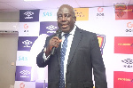 Hearts of Oak MD Frederick Moore resigns from the post