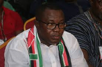 Samuel Ofosu-Ampofo, National Chairman, NDC