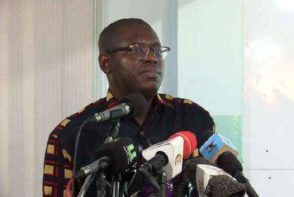 Bright Simons, is the Vice President of IMANI Ghana