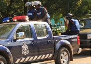 The suspect was linked with killing of a taxi driver in Kumasi