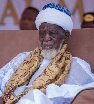 National Chief Imam, Sheikh (Dr) Osman Nuhu Sharubutu