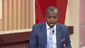 Godwin Edudzi Tamakloe is a Special Aide to Former President John Dramani Mahama