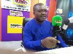 MP for Oforikrom Constituency,  Dr. Emmanuel Marfo