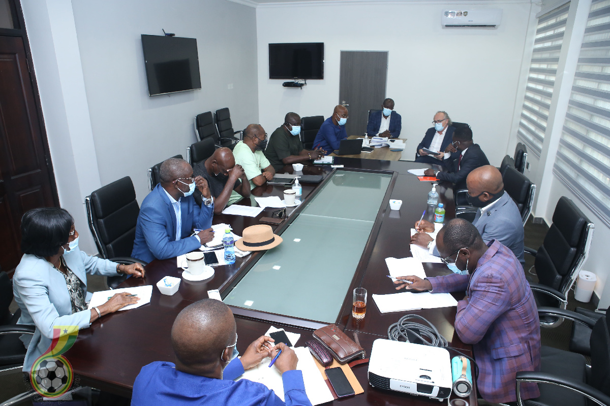 GFA Executive Council to meet DOL, GPL,  WPL clubs in Zone 1