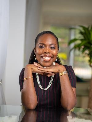 Managing Director of Absa Bank, Abena Osei-Poku