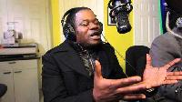 Prolific Ghanaian gospel musician, Isaac Ampong