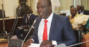 Ignatius Baffour Awuah, Minister for Employment and Labour-Relations
